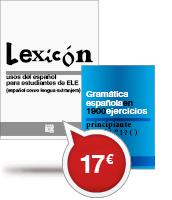 Lexicón + Gramática española en 1.900 ejercicios (Principiante)